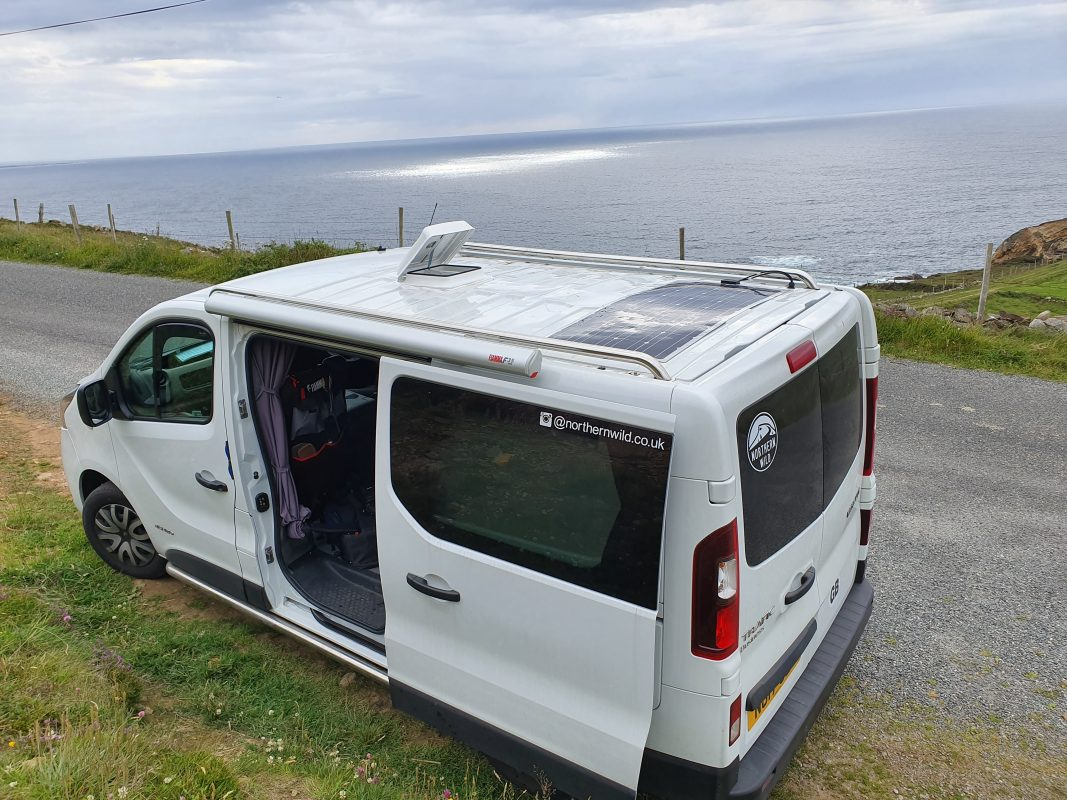 Northern Wild Landscape Photography - Camper Van