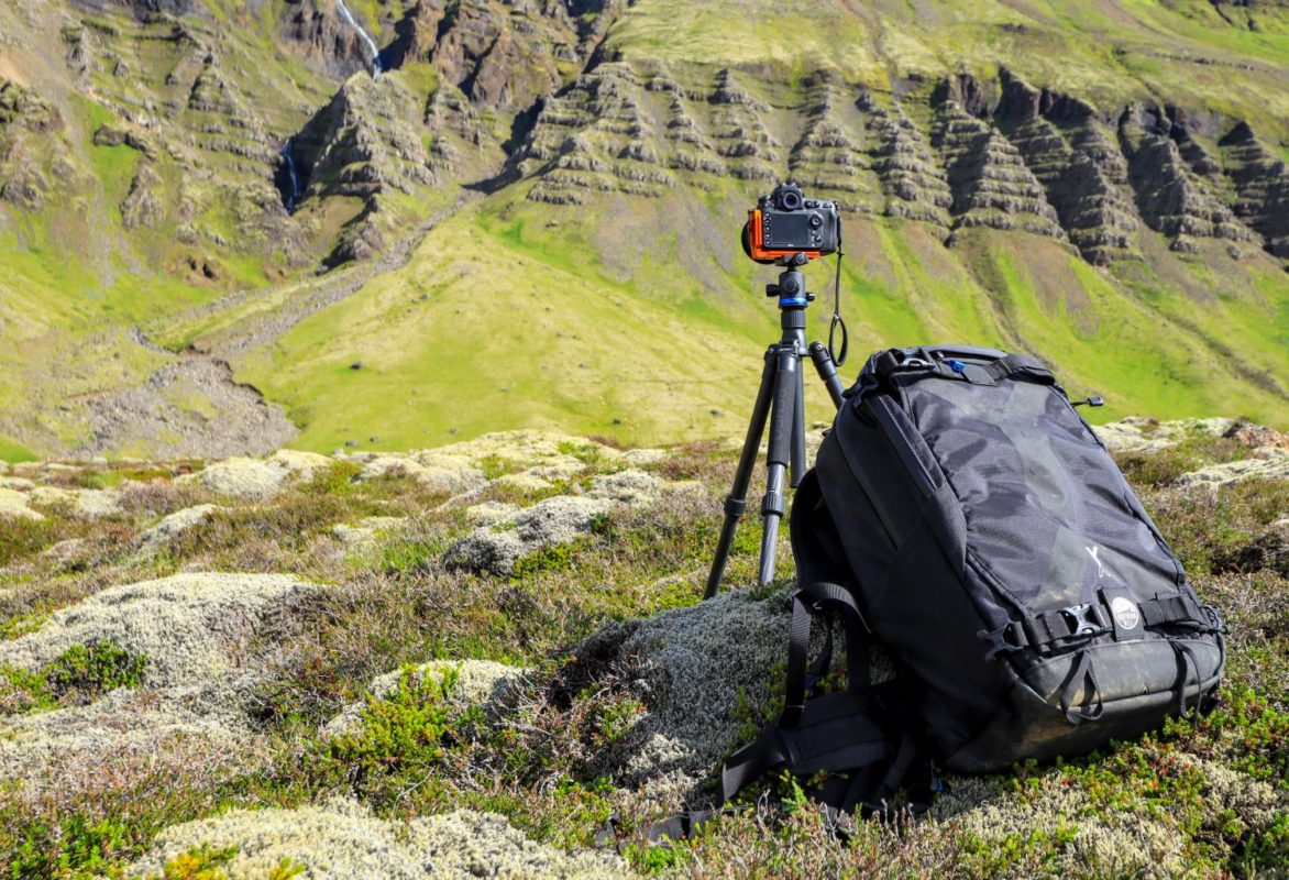 Nya Evo Camera Backpack