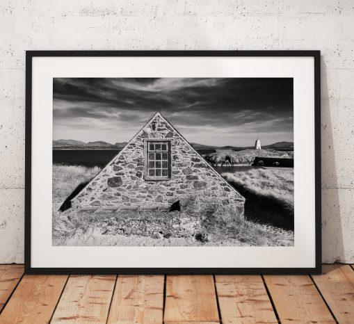 North Wales Landscape photography, Anglesey,  Lighthouse, Ynys Llanddwyn, Snowdon, Mono, Seascape, Nature, Dramatic, Wall Art
