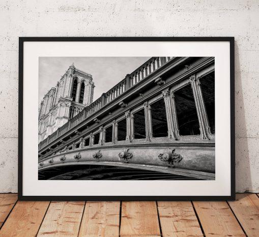 Paris Cityscape Photography, Notre